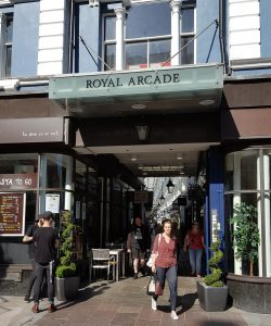 Royal Arcade based in Cardiff