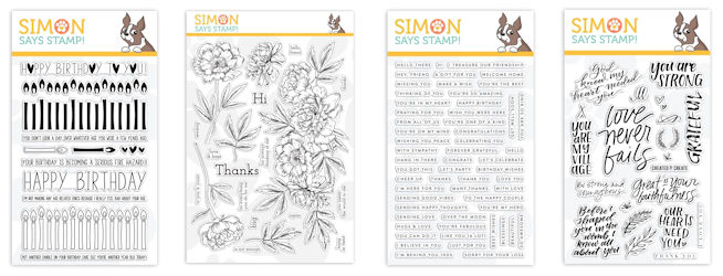 Simon Says Stamptember stamp sets