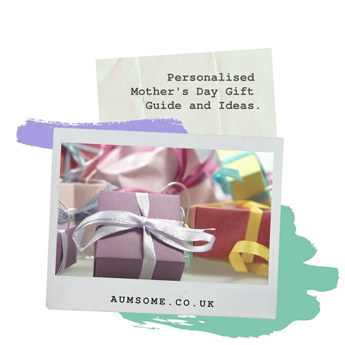 Mother's Day Personalised Gift Guide