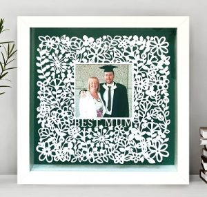 Personalised Gift Guide - Best mum papercut