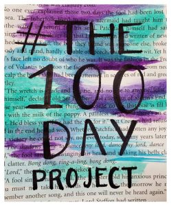 #The100DayProject Title