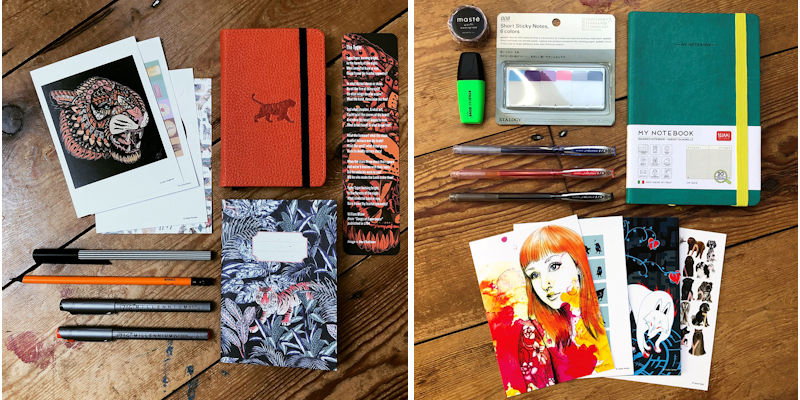 Spotlight Stationery Subscription Box