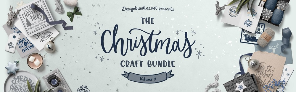 Christmas Craft Bundle Header