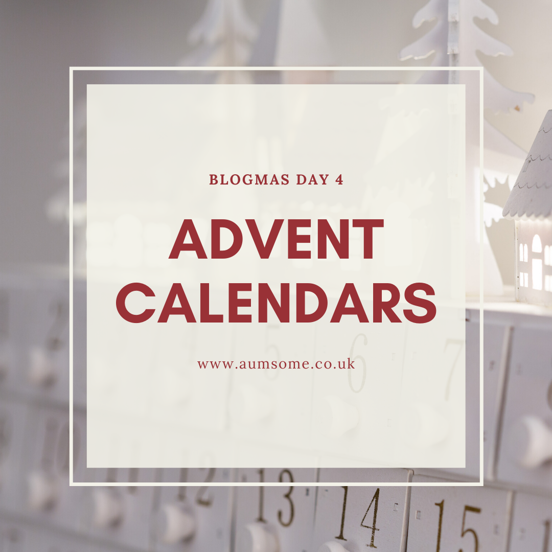 Blogmas Advent Calendars image