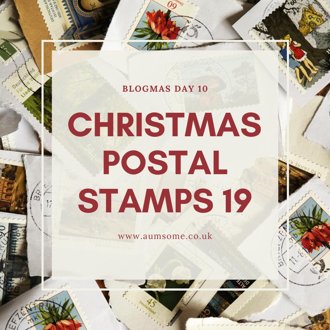 Christmas Stamps 2019