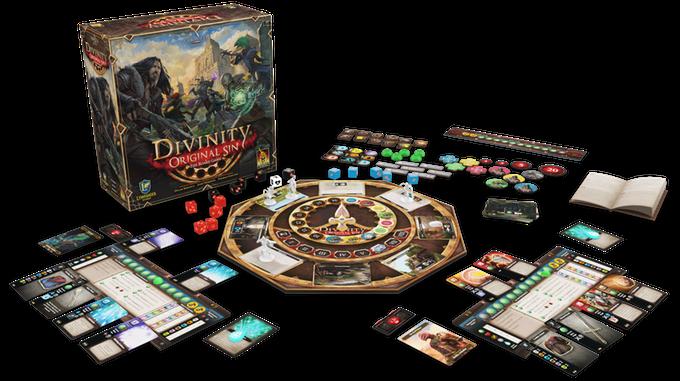 Divinity Original Sin Board Game