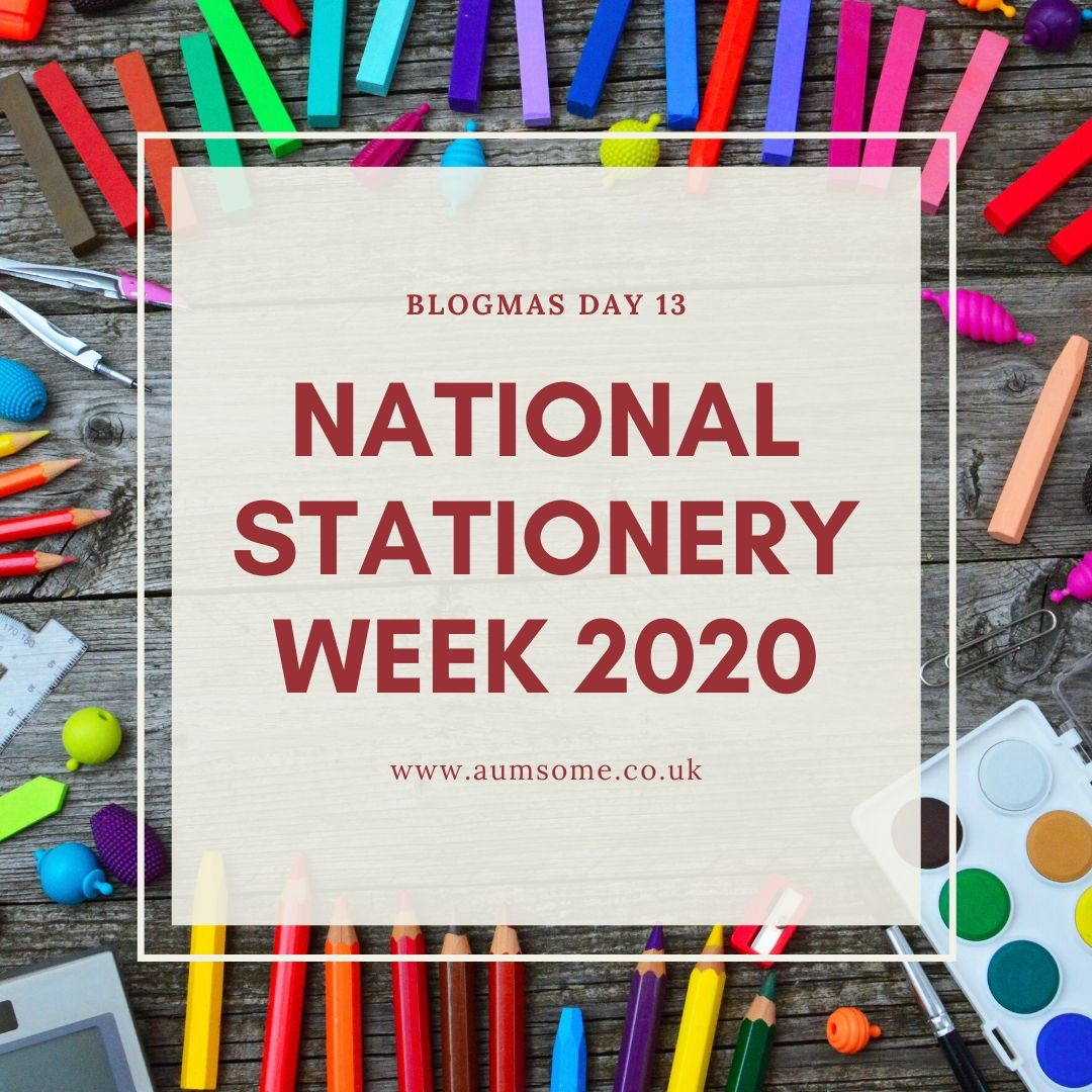 National Stationery Week 2020