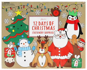 Paperchase 12 days of Christmas