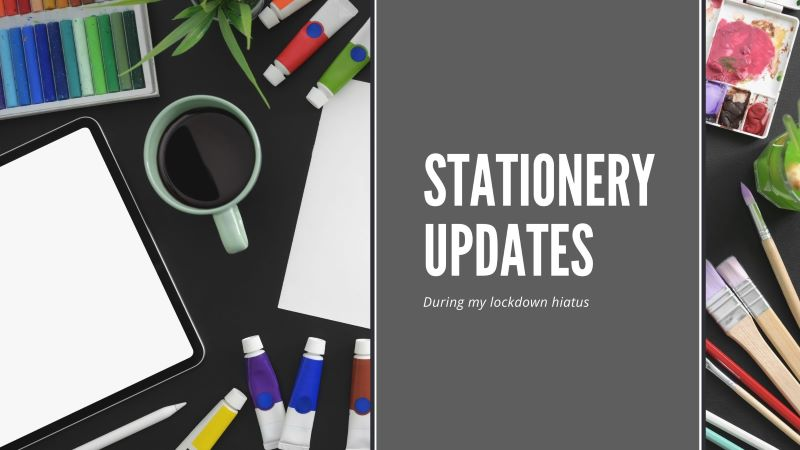 Stationery Updates